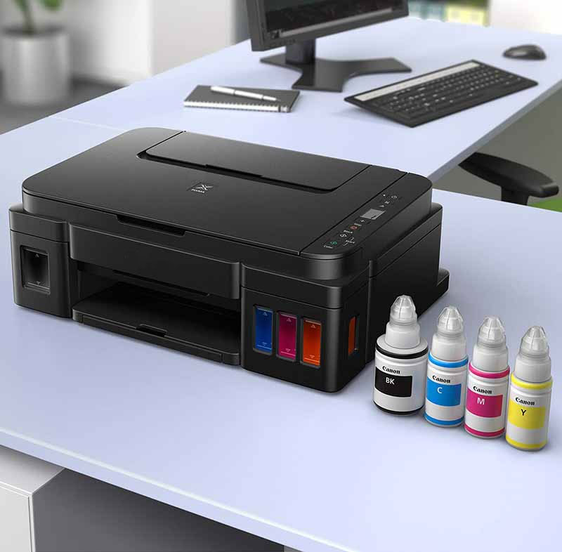 How to Install Canon G2010 Printer Without CD